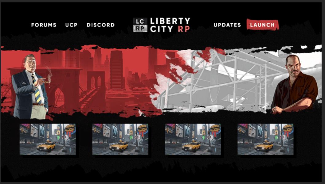 Liberty City RP Launcher