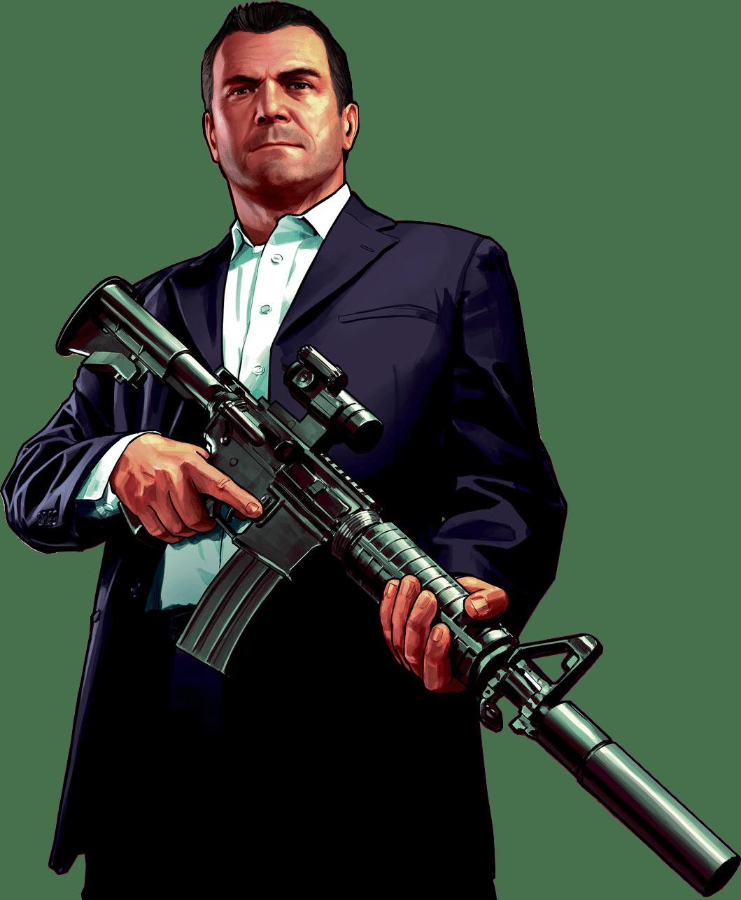 GTA V RP Michael